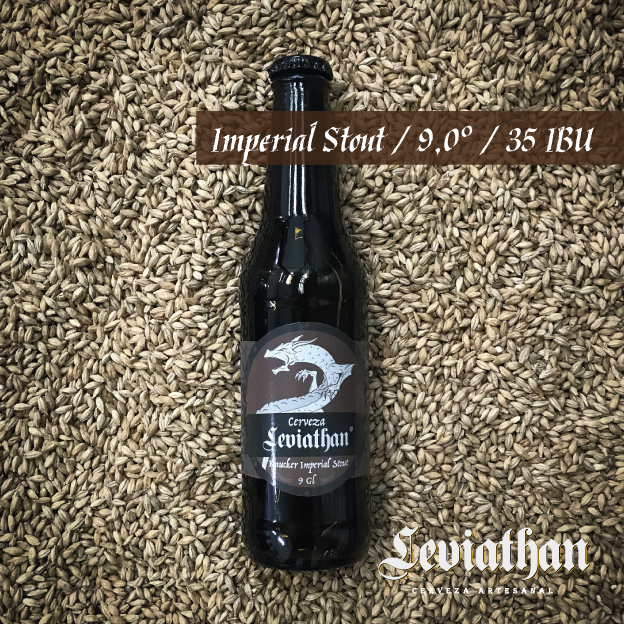 Knucker Imperial Stout 00008