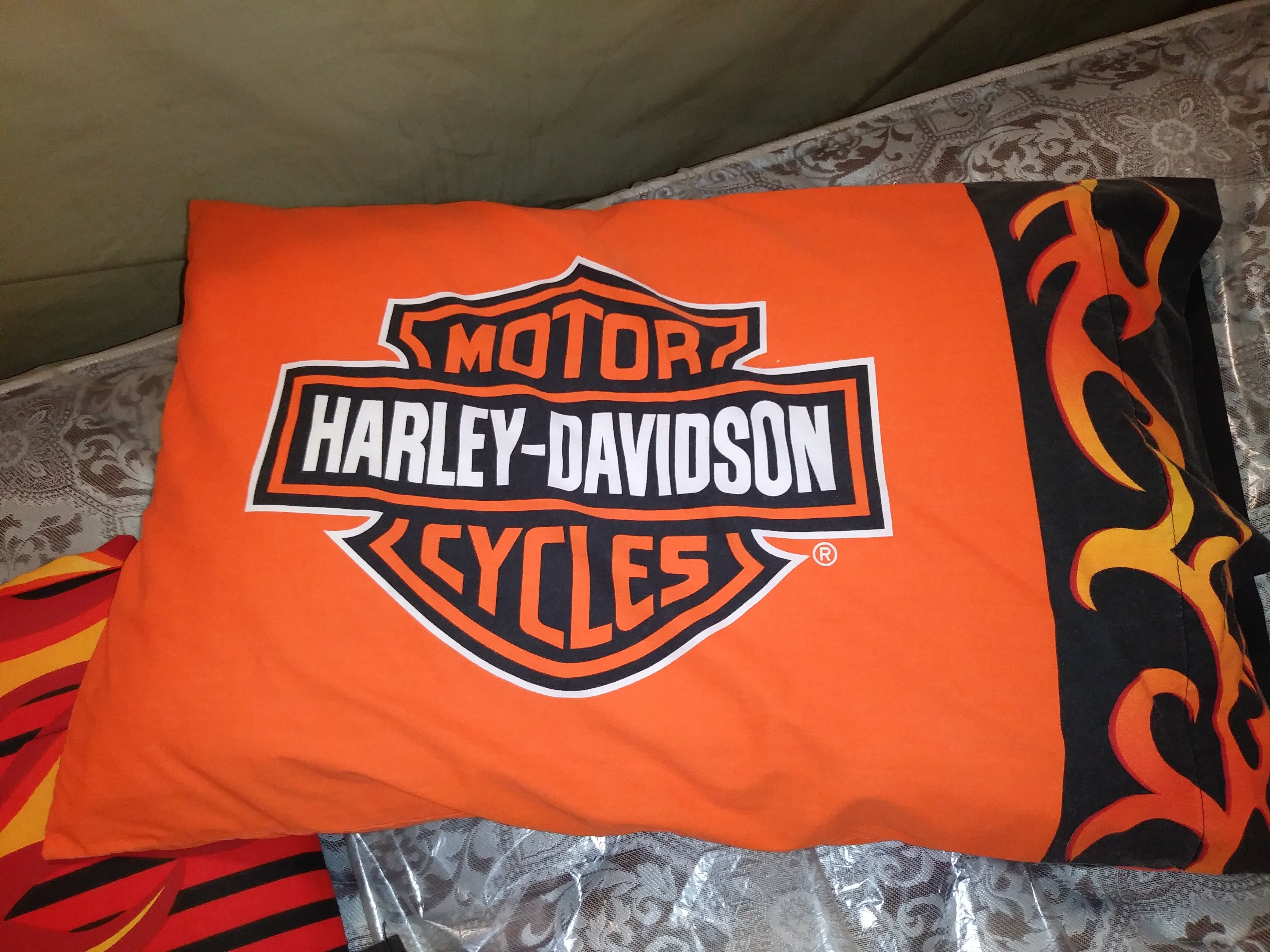 Harley Davidson Bedding Set