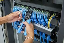 Patch panel installation