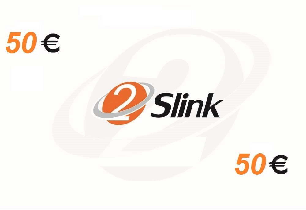 2Slink RCS Recharge card 50 Euro