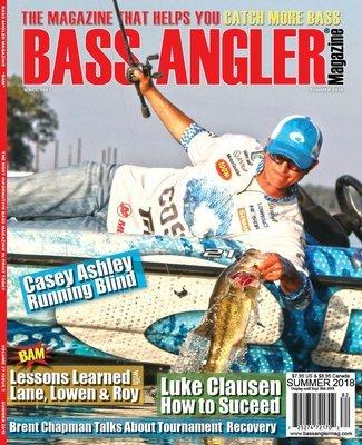 2018 Summer Isssue - BASS ANGLER Magazine