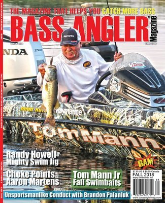 2018 Fall Issue - BASS ANGLER Magazine