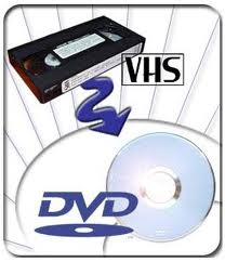 VHS to DVD Conversion - Over 30 minutes