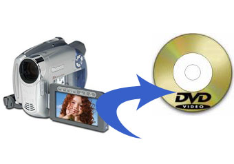 Camcorder to DVD - Up to 30 Minutes