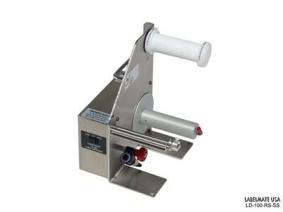 LD-100-RS-SS Label Dispenser (Stainless Steel)