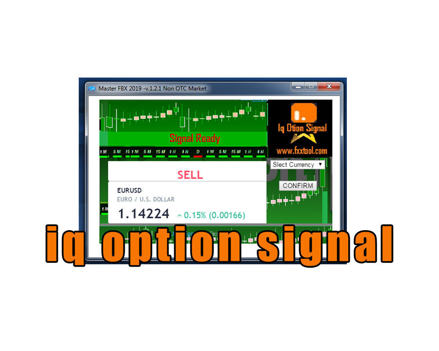 MASTER  FBX - IQ OPTION SIGNAL SOFTWARE | Suport for all binary brokers