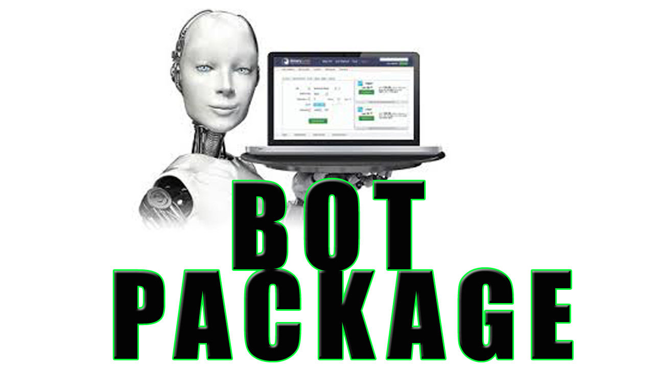 25 kinds of BOT SCRIPTS for automatic trading at Binary.Com @dn