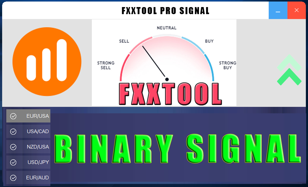 IQ OPTION FXXTOOL BOT - Real Time Binary Options Signal Software