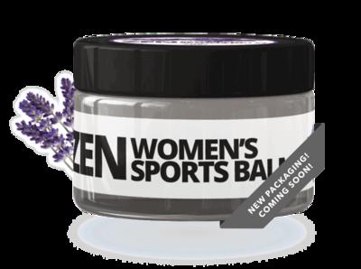 ZEN Women's Sports Balm