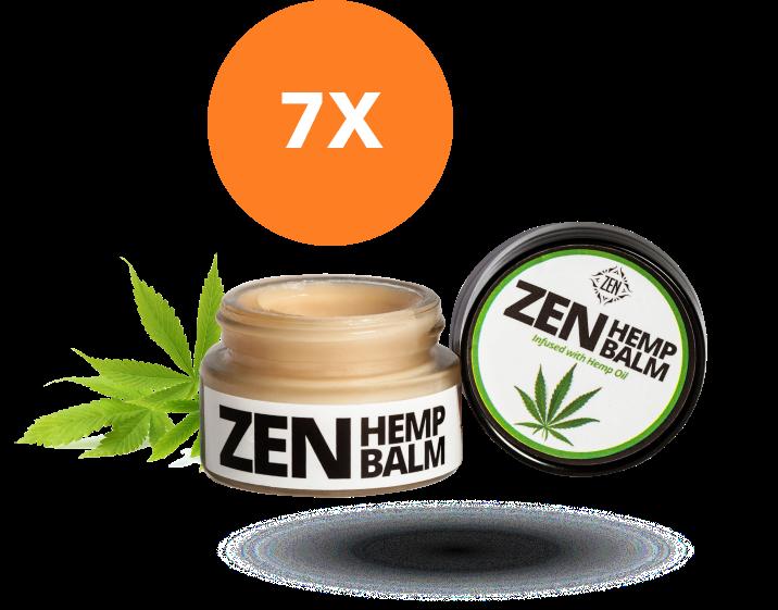 """The """"It's All ZEN"""" Package (7 Hemp)"""