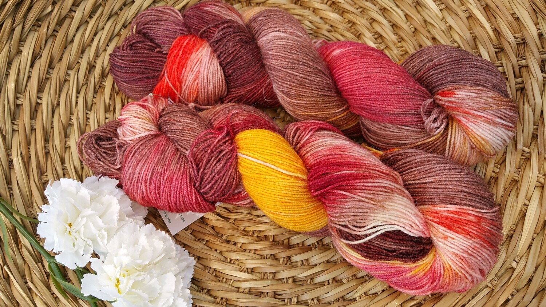 Karoo Socks, Mohair-Sockenwolle und mehr