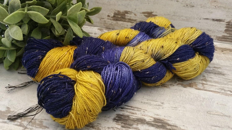 Tweed Sockenwolle und mehr Donegal