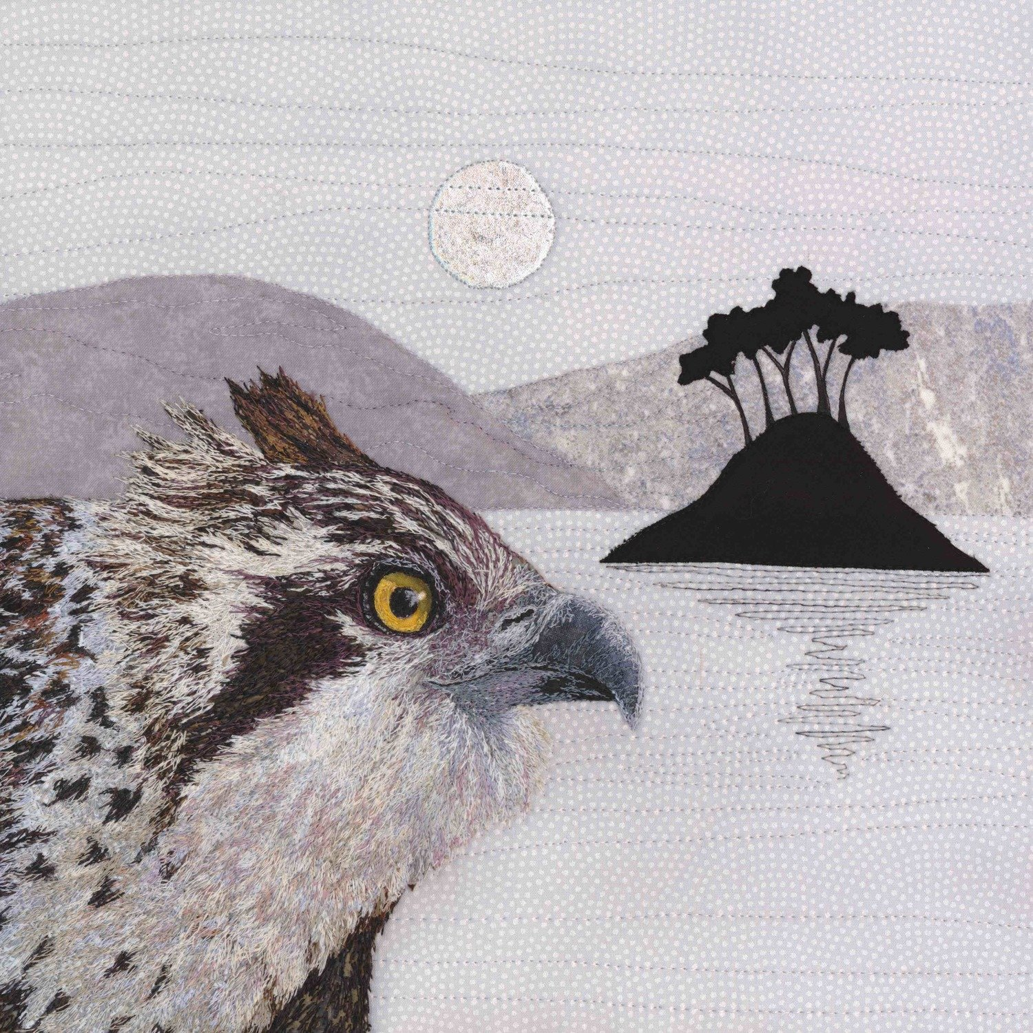'Coming Home' Osprey - Limited Edition Giclee Print