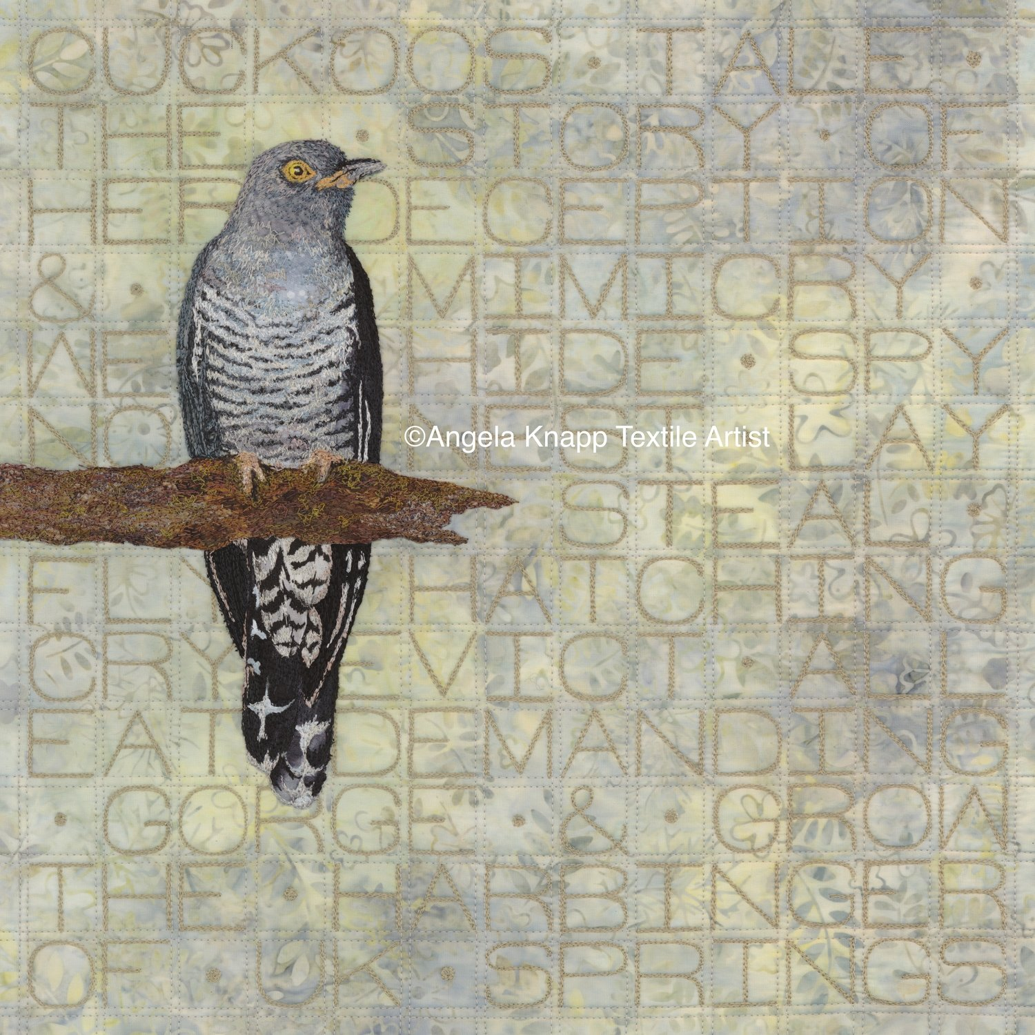 'A Cuckoo's Tales' - Limited Edition Giclee Print