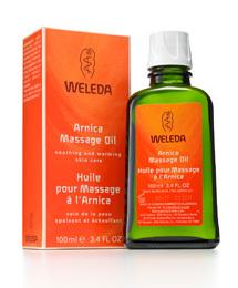 Weleda Arnica Massage Oil - 100 Ml