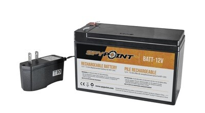 12V BATTERY AND CHARGER KIT