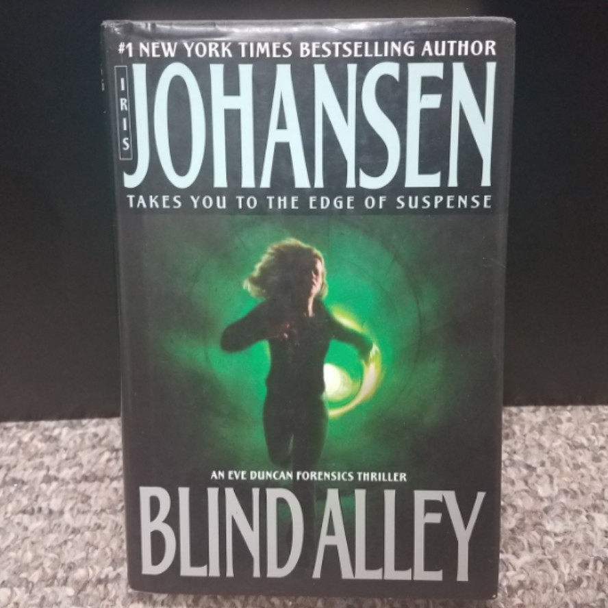 Blind Alley by Iris Johansen