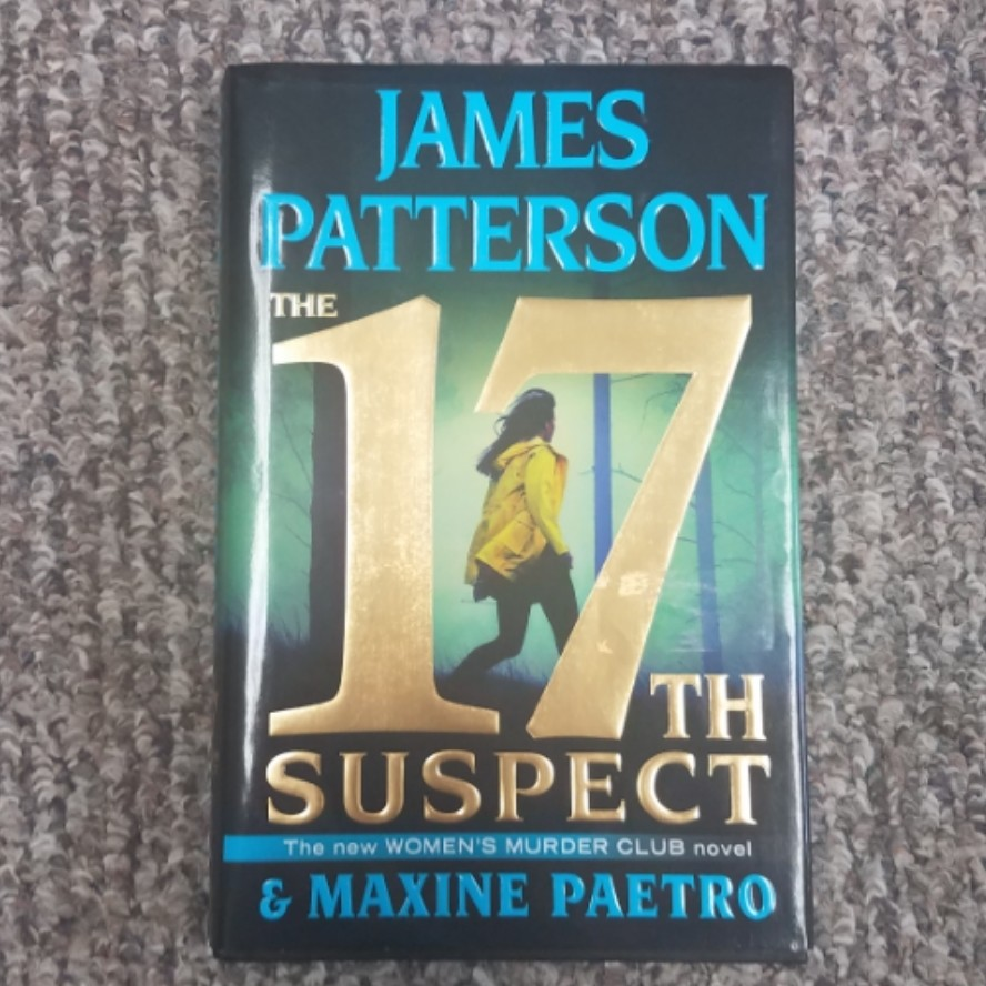 The 17th Suspect by James Patterson & Maxine Paetro