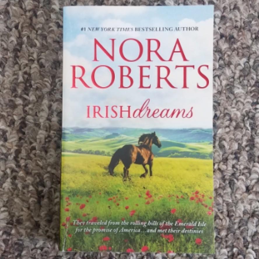 Irish Dreams by Nora Roberts