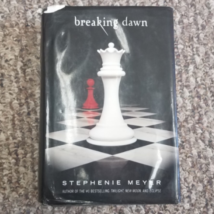 Breaking Dawn by Stephenie Meyer - Hardback
