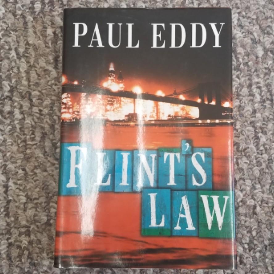 Flint's Law by Paul Eddy