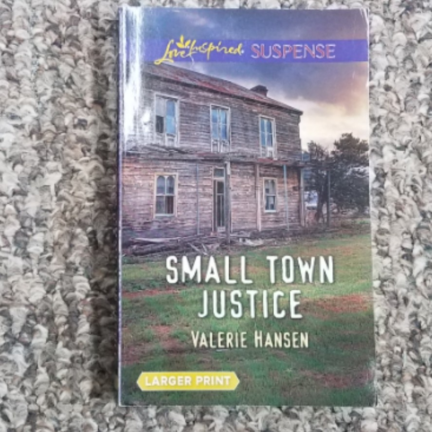 Small Town Justice by Valerie Hansen