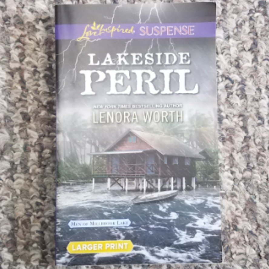 Lakeside Peril by Lenora Worth
