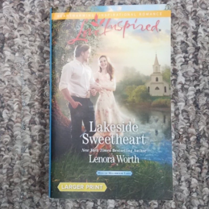 Lakeside Sweetheart by Lenora Worth