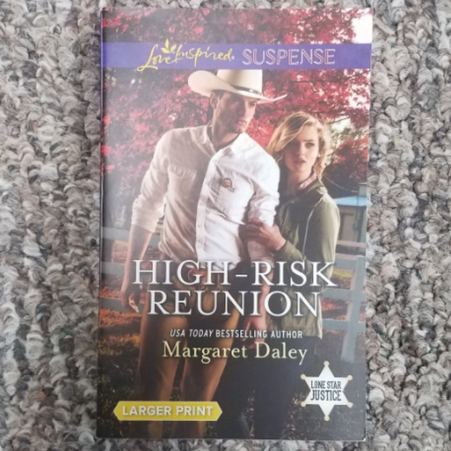High-Risk Reunion by Margaret Daley