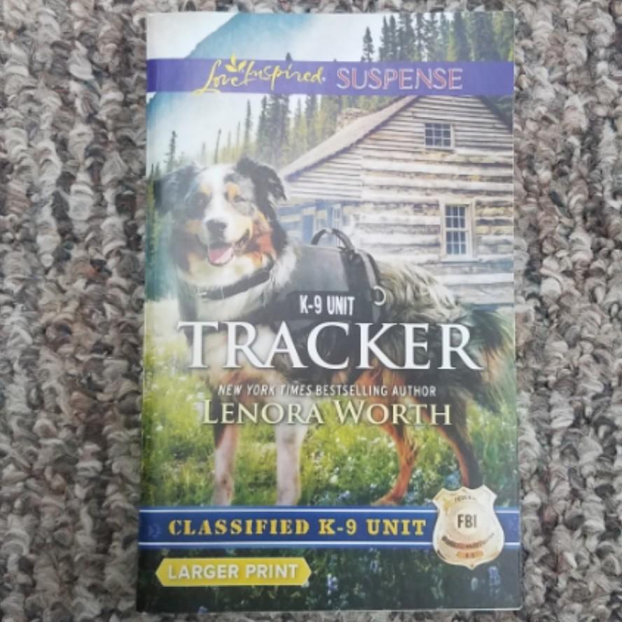Tracker by Lenora Worth