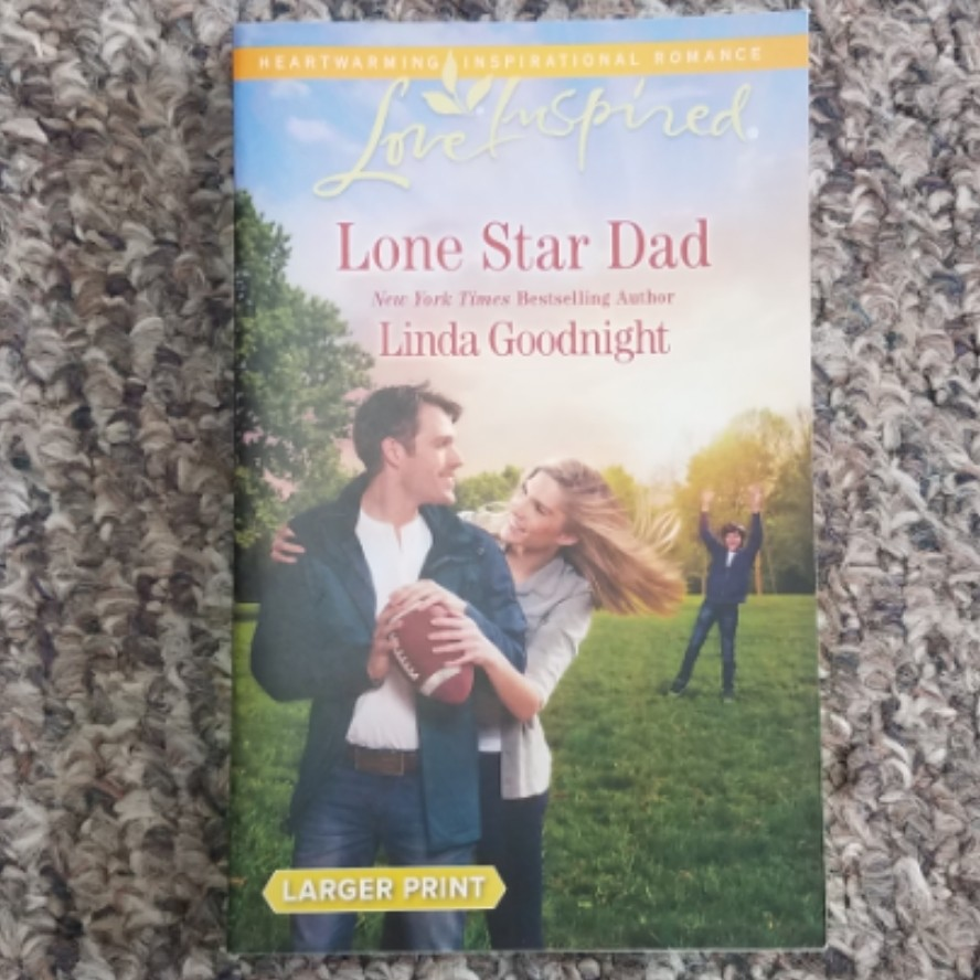 Lone Star Dad by Linda Goodnight