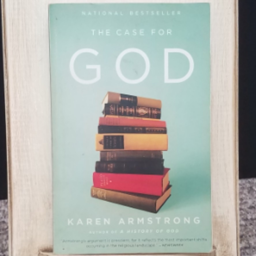 The Case for God by Karen Armstrong