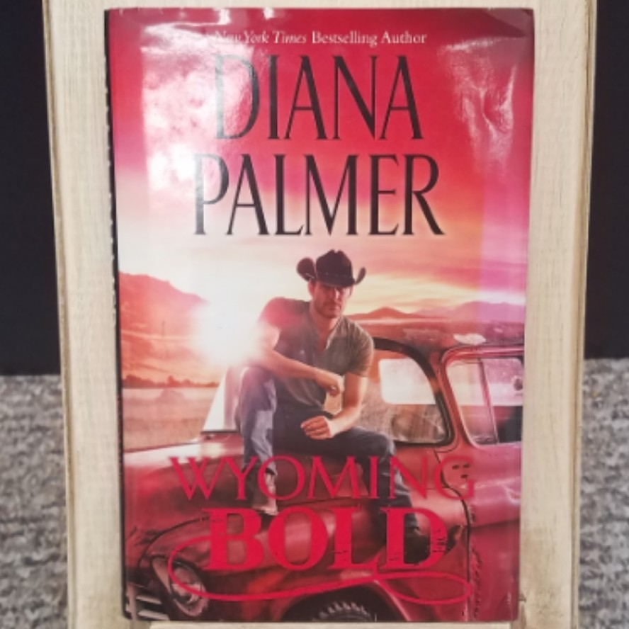 Wyoming Blood by Diana Palmer