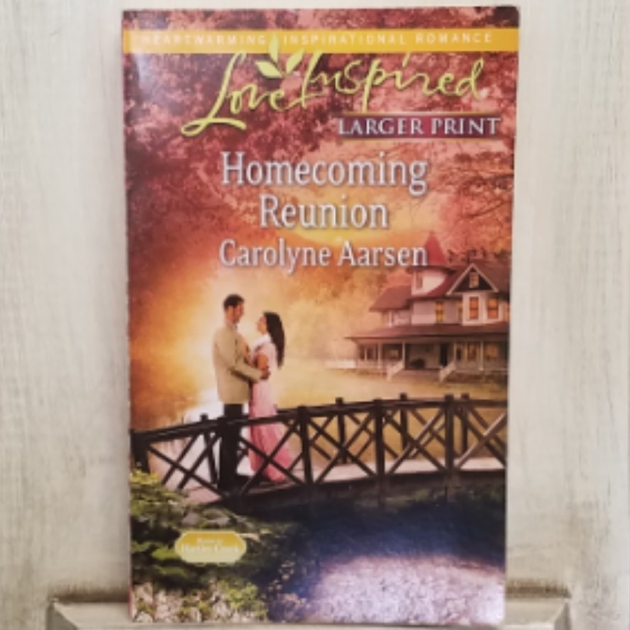 Homecoming Reunion by Carolyne Aarsen