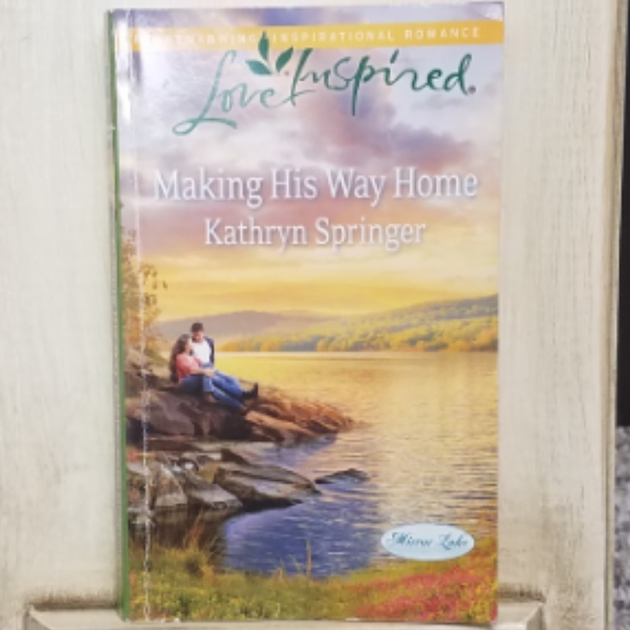 Making His Way Home by Kathryn Springer
