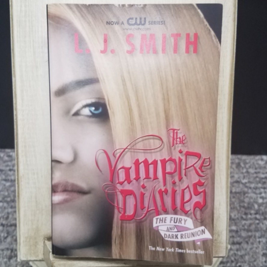 The Vampire Diaries: The Fury and Dark Reunion by L.J. Smith