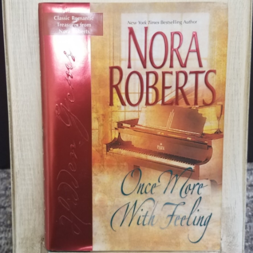 Once More with Feeling by Nora Roberts