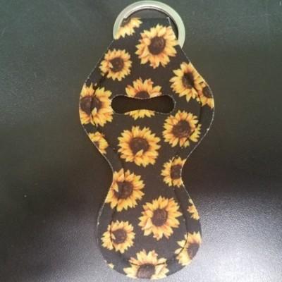 Sunflower Chapstick Holder