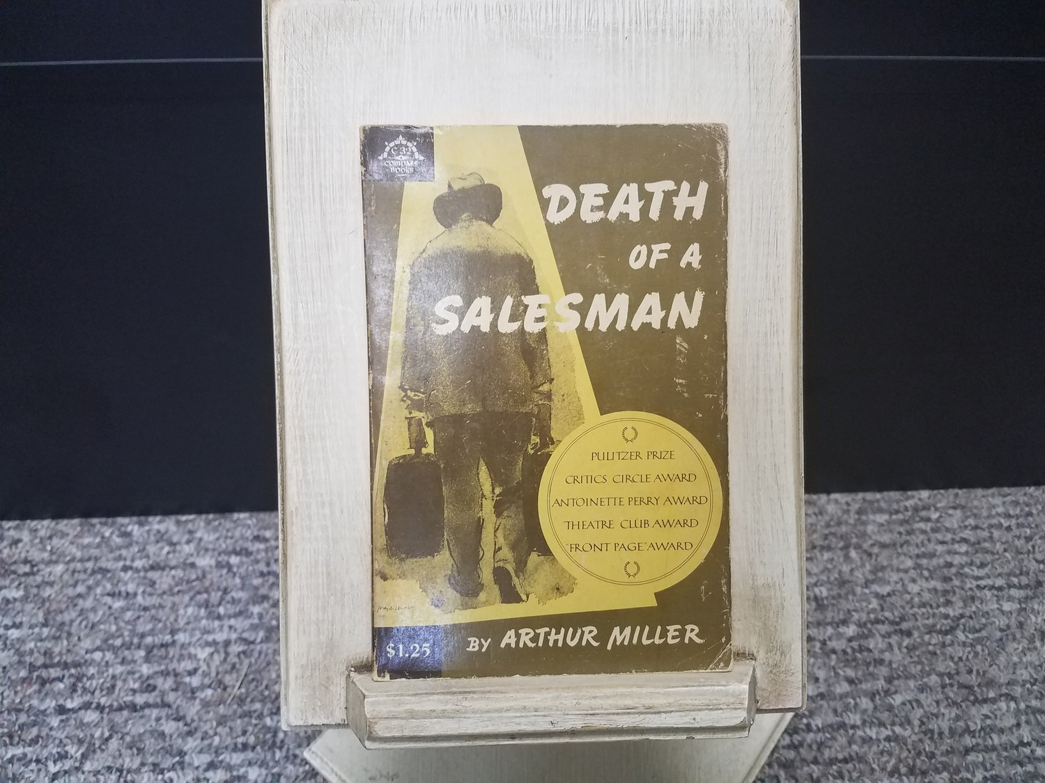 The Death of a Salesman by Arthur Miller