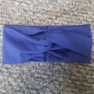 Twist Knot Headband - Purple