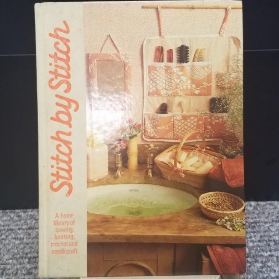 Stitch by Stitch by Torstar Books