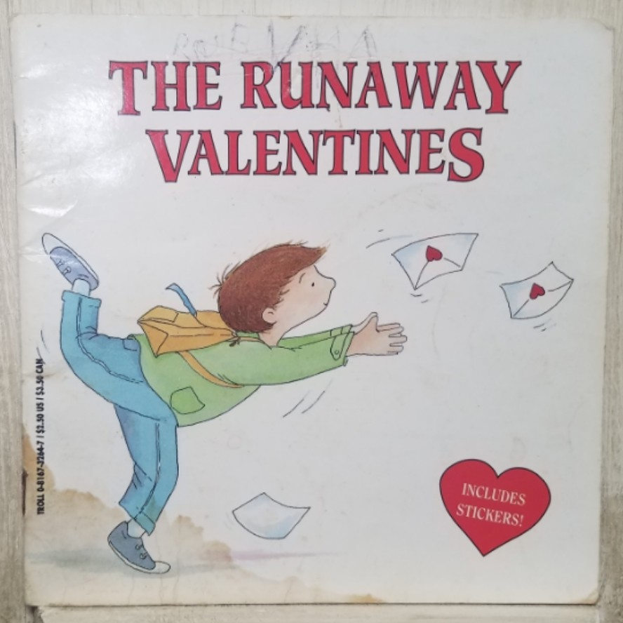 The Runaway Valentines by Lisa Trumbauer