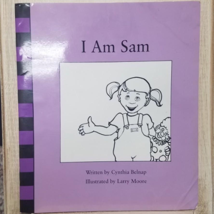 I Am Sam by Cynthia Belnap