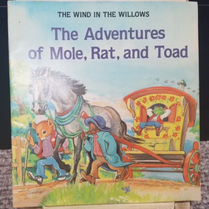 The Adventures of Mole, Rat, and Toad by Janet Palazzo-Craig