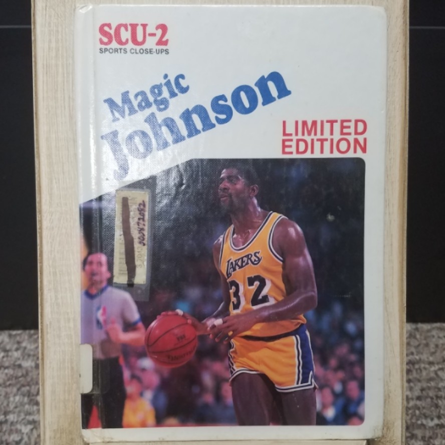 Magic Johnson by Michael E. Goodman