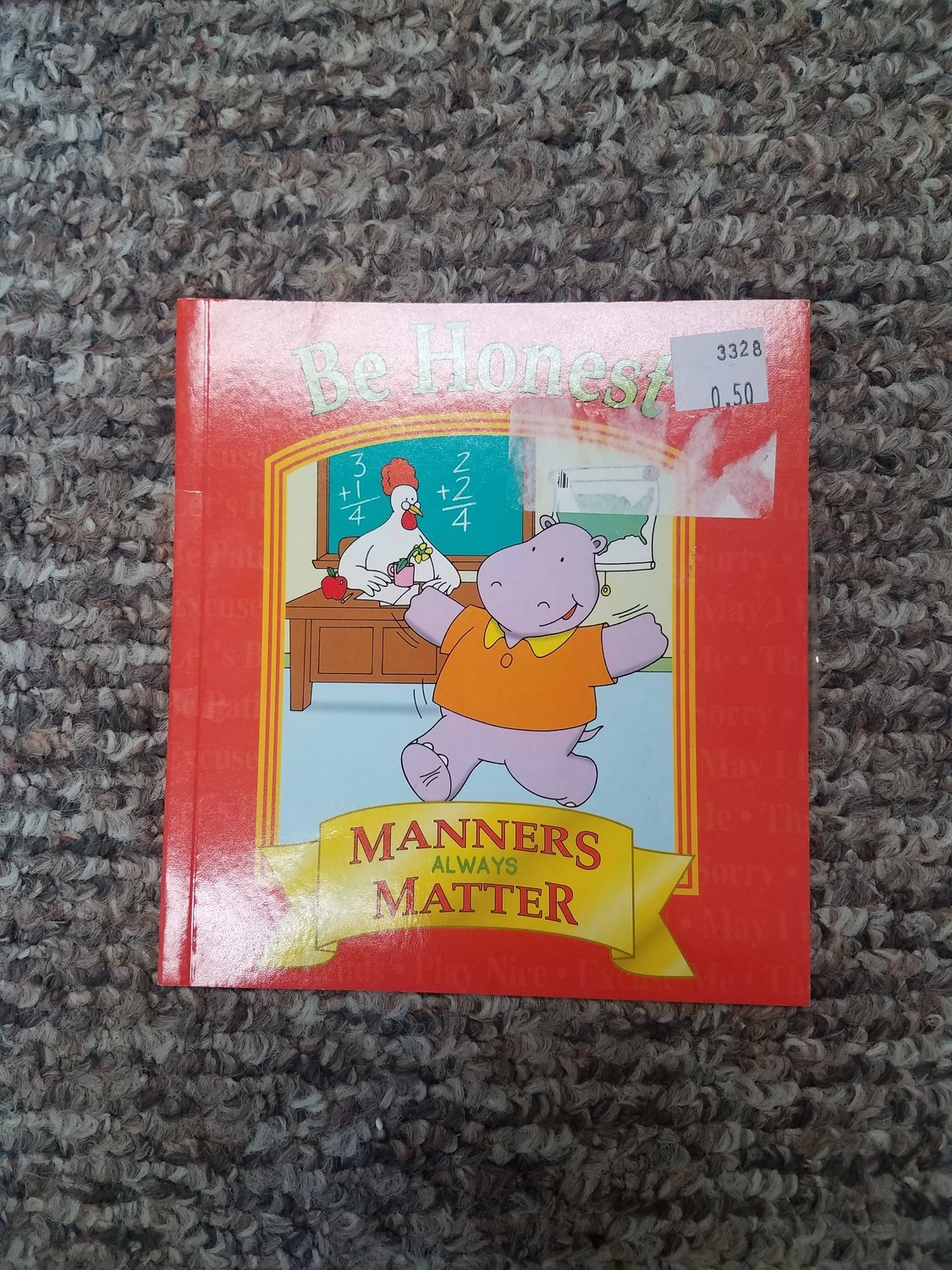 Be Honest: Manners Always Matter by Jason Blundy