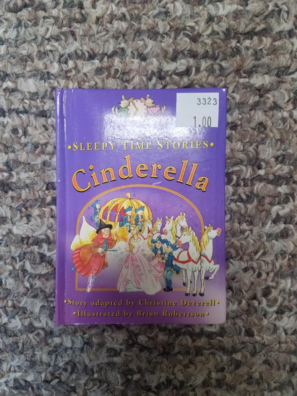 Cinderella by Christine Deverell