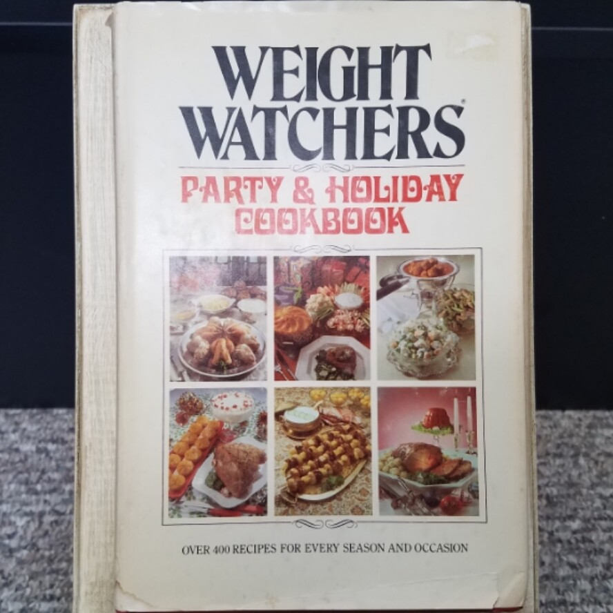 Weight Watchers: Party & Holiday Cookbook by Weight Watchers International