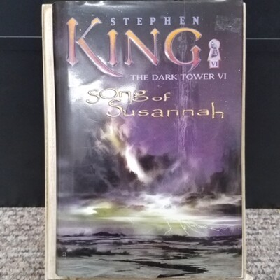 The Dark Tower IV - Song of Susannah by Stephen King