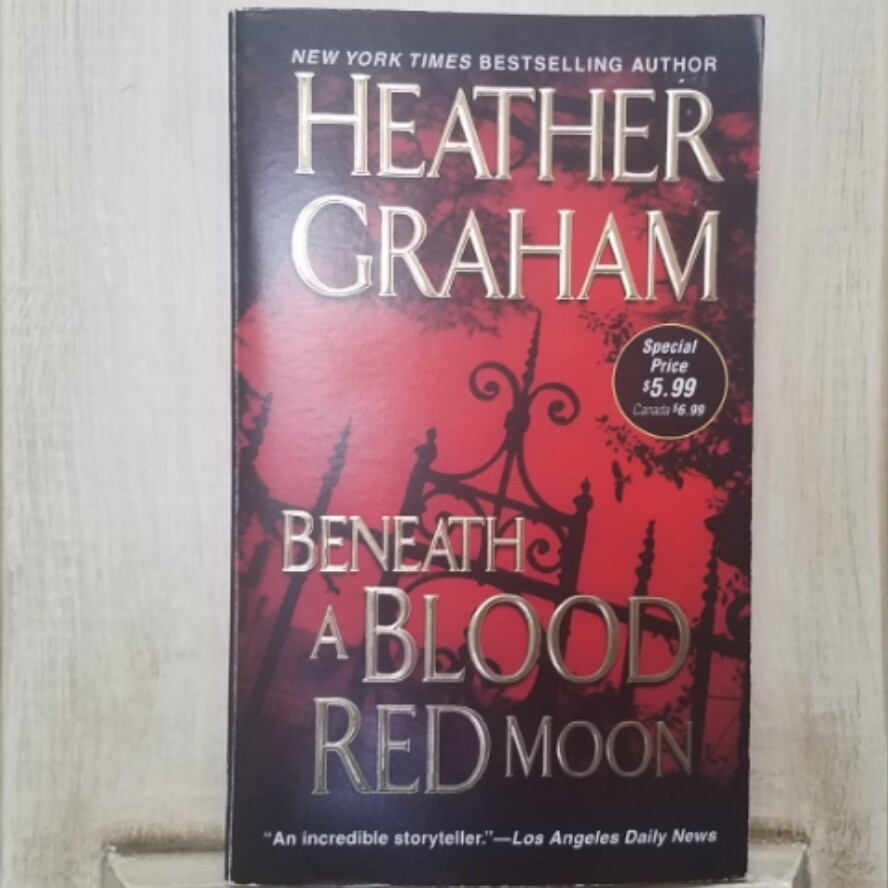 Beneath a Blood Red Moon by Heather Graham